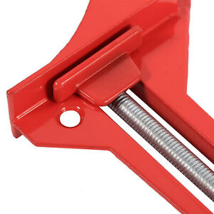 Right Abgle Clamp Corner Clamp Red Reinforcing Picture Frame For Woodworking use