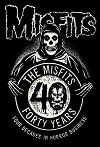 Misfits - 40th Anniversary Sticker