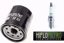 2005 POLARIS SPORTSMAN 500 6X6 Tune Up Kit Oil Filter & NGK Spark Plug 00-08 T13