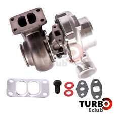 Universal T70 Turbo A/R 0.7 0.82  T3 V Band Flange Oil Cool 500BHP Turbocharger