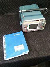 Tektronix 465b Oscilloscope With Dm 44 Multimeter With Manual