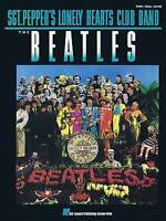 The Beatles: Sgt. Pepper's Lonely Hearts Club Band by The Beatles, NEW Book, FRE