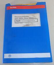 Taller de libro de mano vw golf iv/4/bora carrocería diagnóstico a partir de 1998/99