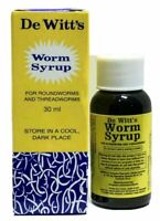 De Witt's Worm Syrup Round Worm & Thread Worm Syrup (30 ml)