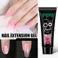 Quick Building UV Poly Builder Nail Gel Polish Nail Art Extension Acrylic Kit