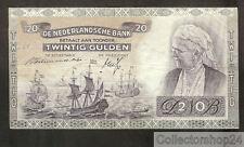 Nederland - Netherlands 20 Gulden Emma 1941 Zf / Vg