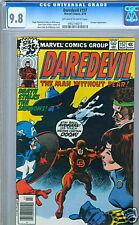Daredevil #157 CGC 9.8 Avengers