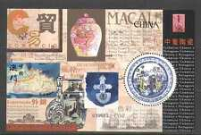 Macau 2000 Ceramics/Vase/Pot/Plate/Map 1v m/s (n22076)