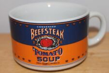 Condensed Beefsteak Tomato Soup Mug Cup Campbell Soup 1994 By Westwood