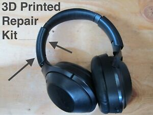3D Printed Replacement Hinges for Sony MDR-1000X Noise Canceling Headphones