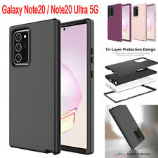 For Samsung Galaxy Note 20 Ultra 5G Case Shockproof Bumper Hard Rugged TPU Cover