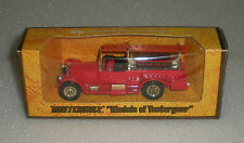 RARE 1977-78 MODELS OF YESTERYEAR 1920 ROLLS ROYCE FIRE ENGINE Y-6-4 &Y-7 LESNEY