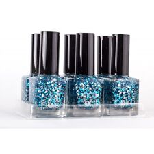 1 VERNIS A ONGLES YESENSY COLLECTION PAILLETTE Pailleté 80 BLEU