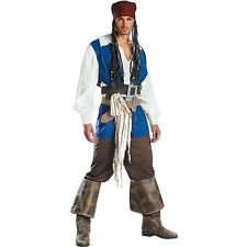 Disguise 5101t Captain Jack Sparrow Quality Teen Costume
