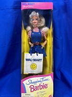 Shopping Time Walmart Barbie Doll Special Edition New Old Stock