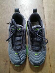 Nike Airmax 720 Grau Grün 33 Top ZUSTAND