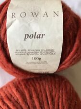 Rowan POLAR-4 balls Jaffa- orange