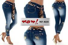 Butt Lift Colombian Design, Skinny Jeans Size 12