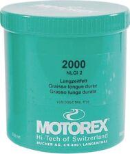 Motorex Long Term Grease 2000 850g 850 grams 108796 98-0117 3607-0006 580-0454