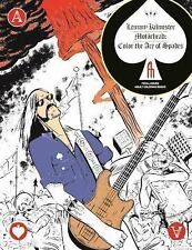 Lemmy Kilmister of Motarhead: Color the Ace of Spades (Paperback or Softback)