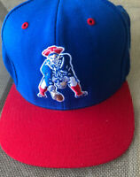 Mitchell And Ness New England Patriots Wool  Snapback Hat NFL 🏈 Vintage