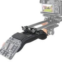 NICEYRIG Universal Steady Shoulder Pad/Shoulder Mount for Video Camcorder Camera