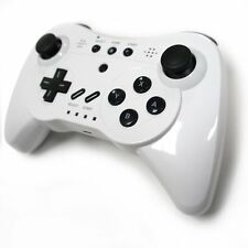 Genuine Interworks Nintendo Wii & Wii U Pro Game Remote Controller Gamepad White