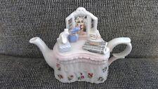Vintage Novelty Teapot, Paul Cardew, Ladies Dressing Table Teapot