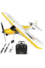 Rc Plane 4 Channel Remote Control Airplane Ready to Fly Rc Planes for Adults (a)