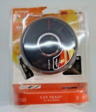 SONY Black D-EJ017CK Car CD Player Walkman OPEN BOX