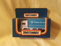 MATCHBOX CO-OP  MB62 VOLVO CONTAINER LORRY. 62. PERFECT, BOXED