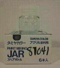 Tamiya paint mixing jar. 23ml.
