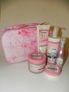 Soap & Glory Smoothie Star Body Milk Breakfast Scrub Spray Buttercream Shower