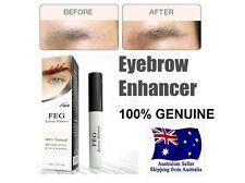 FEG EYEBROW GROWTH ENHANCER HAIR SERUM - 100% Genuine FREE POSTAGE SYDNEY STOCK