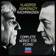 Vladimir Ashkenazy - Complete Works for Piano [New CD] Boxed Set