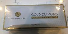 Gold Diamond Collagen Eye Pads Under Eye Mask