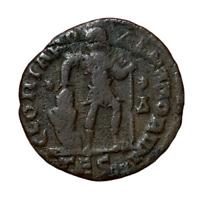 #4038 - RARE - Nummus - Valentinianus I GLORIA  - FACTURE