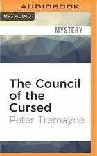 Sister Fidelma: The Council of the Cursed 19 by Peter Tremayne (2016, MP3 CD,...