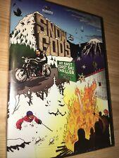 SNOW GODS SKI Skiing NEW DVD extreme sports