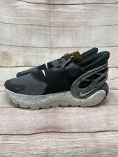 Nike Glide Flyease Shoes Men's Sneakers Mercury Gray/Gray Fog DN4919-001 US 12