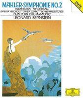 Mahler / Bernstein,Leonard - Mahler: Symphony 2 [New CD] Japan - Import
