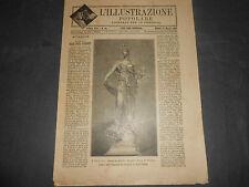 1893 NOZZE REALI D'ITALIA TEATRO ARGENTINA CAPANNELLE EXPO CHICAGO NAVE ITALIA