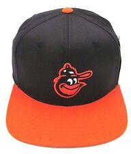 MLB Baltimore ORIOLES Snapback Cap Hat The O's AMERICAN NEEDLE Black Orange NWT
