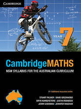 Cambridge Maths Year 7 NSW PDF Version Only