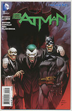 Batman 40 variant NM DC New 52 1:25 Andy Kubert Joker Endgame part six