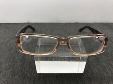 Authentic Ray Ban Eyeglasses RB5185 2436 53-14-135 Marble Translucent 9070