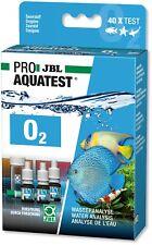 JBL O2 Oxygen Level Test Set Kit for Fresh Water and Marine Aquarium Tanks