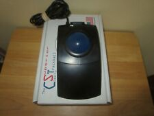 CLEARLY SUPERIOR TECHNOLOGIES TRACK BALL MOUSE CST2545W(GL)-RC