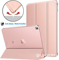 "Leather Magnetic Ultra Slim Smart Case Cover For Apple iPad 10.2"" 7th Generation"