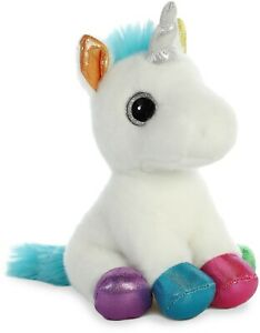 "Aurora - Sparkle Tales - 8"" Jewel Unicorn"